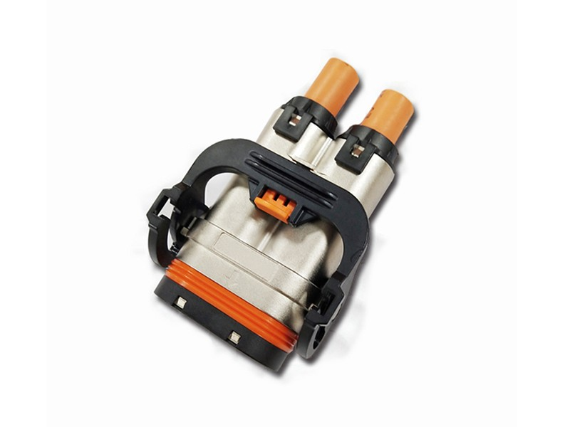 移动电源连接器外壳