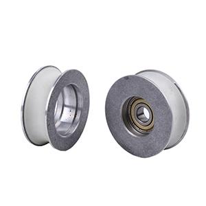 铝合金压铸电梯拉力滑轮